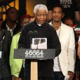 Concert-événement de Mandela