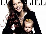 Carole Bouquet pose avec son adorable petite-fille : une grand-mère divine