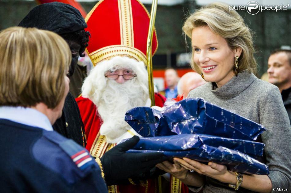Princesse mathilde un r confort royal pour les familles de militaires - Lit princesse belgique ...