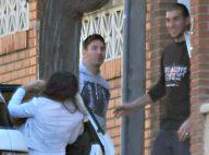 Lionel Messi : Papa comblé et heureux avec son fils Thiago et sa belle Antonella