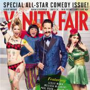 Megan Fox : Majorette sexy au milieu des stars américaines du rire