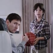 Lionel Messi et Kobe Bryant : Ridicule duel en haute altitude pour un enfant