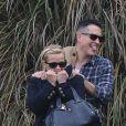 Reese Witherspoon maman attentionnée est venue supporter son fils ! A Brentwood le 8 décembre 2012.