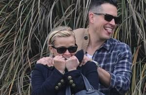Reese Witherspoon soutient son fils avec son mari et son ex, Ryan Phillippe