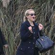 Reese Witherspoon : une maman stylée et en forme moins de trois mois après avoir accouché. A Brentwood le 8 décembre 2012.