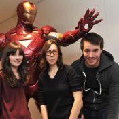 Fais pas ci, Fais pas ça : Le beau Yaniss Lespert plus fort qu'Iron Man