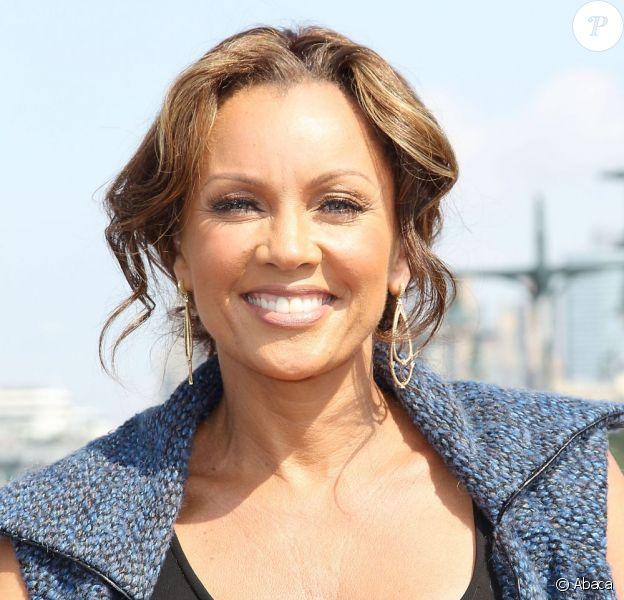 Vanessa Williams à New York le 27 septembre 2012.