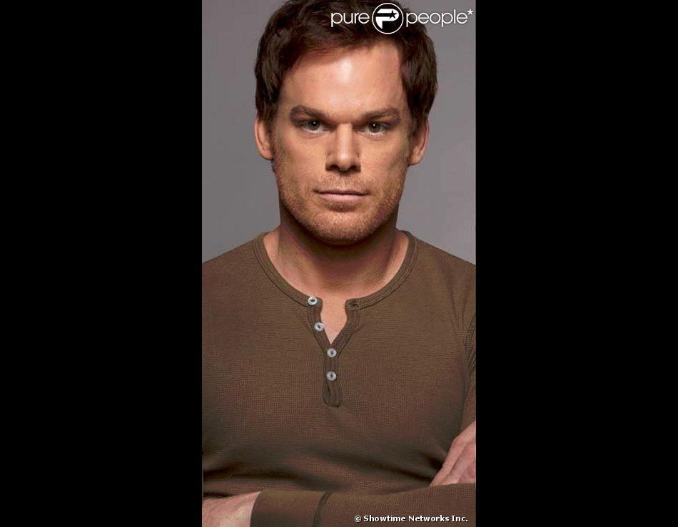 Le personnage de Dexter joué dans la série éponyme par Michael C. Hall.