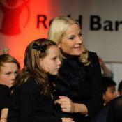 Princesse Ingrid, 8 ans : Mobilisée avec sa maman pour le Nobel de la Paix