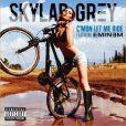 La pochette de C'mon Let Me Ride, nouveau single de Skylar Grey extrait de l'album  Don't Look Down  dont la sortie est fixée au printemps 2013.