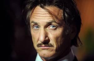 Sean Penn se dit ''humilié'' par ses divorces avec Robin Wright et Madonna
