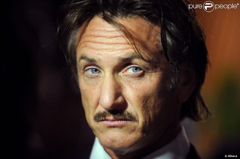 Sean Penn le 18 mai 2012 à Cannes.