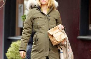 Claire Danes : La star de Homeland, très enceinte, vit pleinement sa grossesse