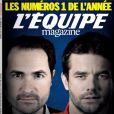 L'Equipe Mag du 15 décembre 2012.