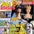 Couverture de Télé-Loisirs, en kiosques depuis le 17 décembre 2012.