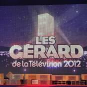 Gérard de la Télévision 2012, le palmarès : Ferrari récompensée, Dechavanne déçu