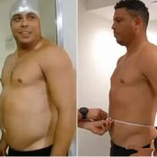 Ronaldo transformé : Ses kilos en trop disparus, sa silhouette d'obèse oubliée