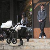 Lionel Messi : Sortie en famille avec sa belle Antonella et leur petit Thiago