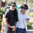 Selma Blair et Jason Bleick à Malibu le 19 septembre 2010 à Los Angeles.