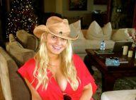 Jessica Simpson : Enceinte et voluptueuse pour Noël en amoureux à Hawaï