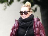 """Hilary Duff, maman radieuse : """"Avoir un enfant c'est si spécial !"""""""