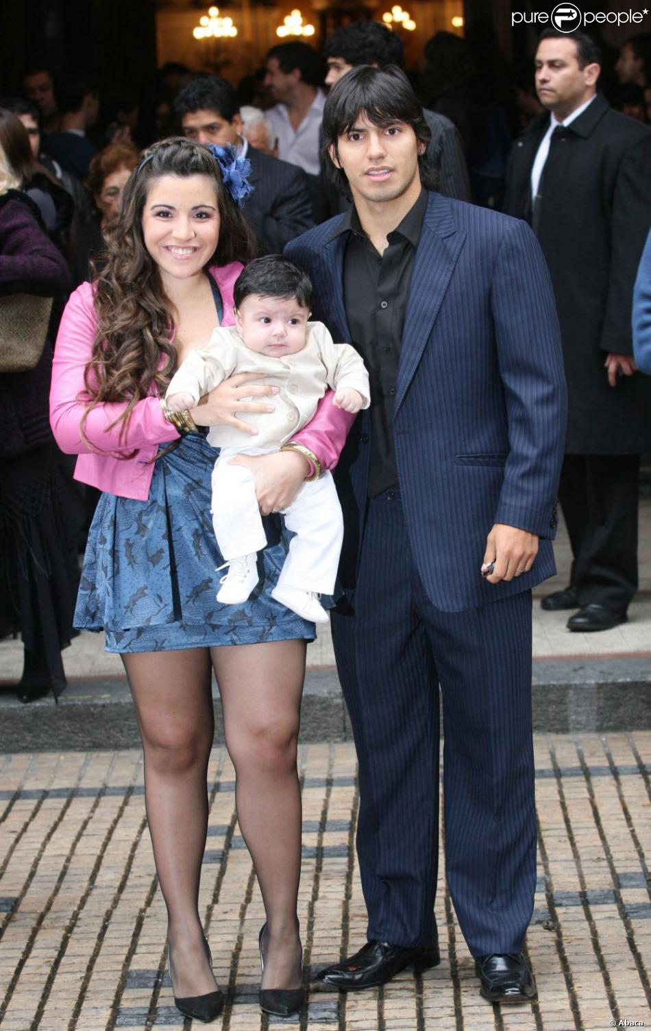 Photo of Diego Maradona & his  Daughter  Giannina Maradona