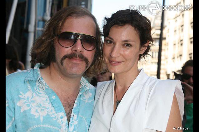 Philippe Katherine et Jeanne Balibar