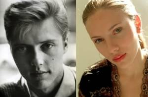 Christopher Walken jeune, son incroyable ressemblance avec Scarlett Johansson