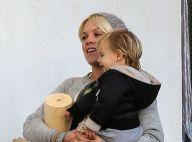 Pink : Fous rires et lèche-vitrines avec sa petite Willow, à croquer