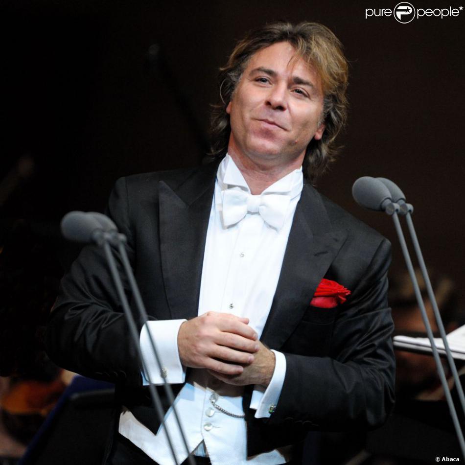 Roberto Alagna à Moscou en 2008