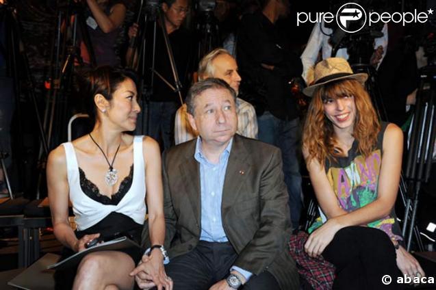 Michelle Yeoh couple
