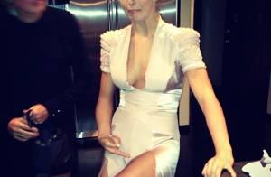 Julianne Hough : Sa robe trop moulante finit par craquer