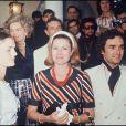Grace de Monaco lors d'un événement mondain (photo d'archives)