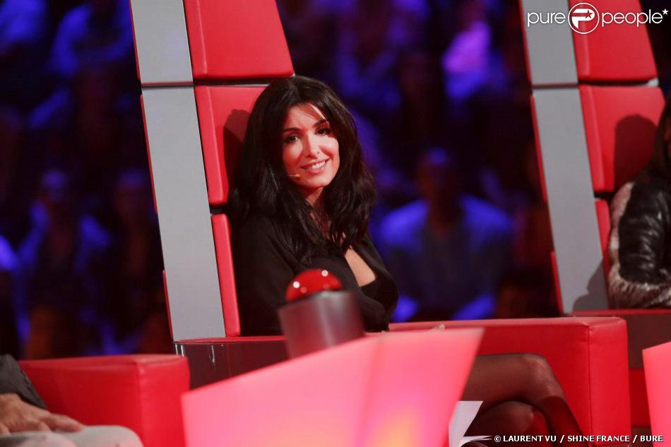 Jenifer pour la deuxième saison de The Voice