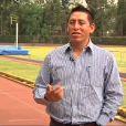 Interview de Noe Hernandez en juillet 2012. Noe Hernandez, vice-champion olympique du 20 km marche aux JO de Sydney en 2000, est décédé le 15 janvier 2013 après avoir été victime d'une fusillade fin décembre 2012.