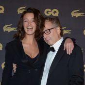Charlotte Le Bon et Louise Bourgoin charment l'homme de l'année, Fabrice Luchini