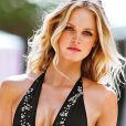 Erin Heatherton pose en bikini pour la collection Swim 2013 de Victoria's Secret.