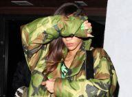 Rihanna : Retrouvailles nocturnes avec Chris Brown avant son défilé de mode