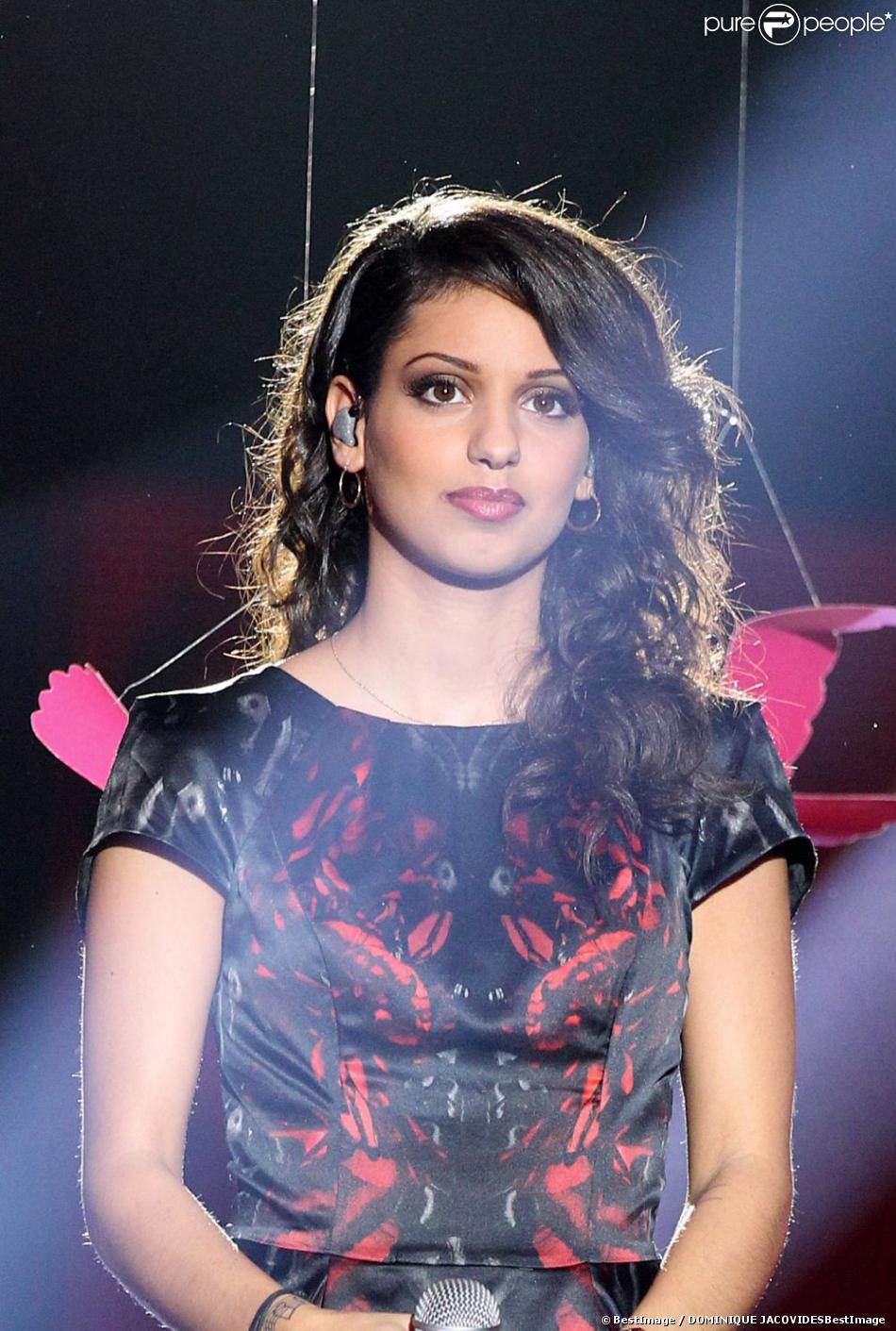TAL lors de l'enregistrement du prime 'Samedi soir on chante Goldman', diffusé le 19 janvier 2013 sur TF1