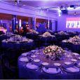 Le pavillon d'Armenonville accueillait le 11e Dîner de la mode contre le Sida. Paris, le 24 janvier 2013.