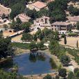 La demeure de Miraval en France appartenant à Brad Pitt et Angelina Jolie