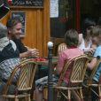 La famille Roth en vacances à Paris