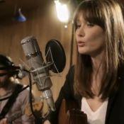 Carla Bruni-Sarkozy chante Chez Keith et Anita et son amour pour Nicolas