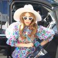 Lady Gaga à Los Angeles, le 22 janvier 2013.