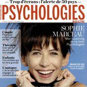 Sophie Marceau : 'Ça fait trop de mal de se détacher de quelqu'un qu'on a aimé'