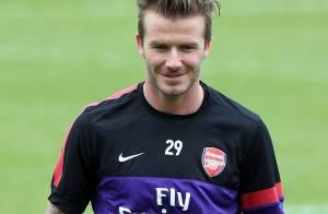 David Beckham : Retour chez Arsenal... pour prendre soin de son corps