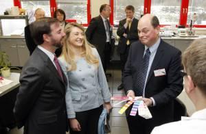 Stéphanie de Luxembourg : Une jeune princesse généreuse aux côtés de son prince
