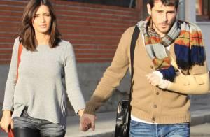 Iker Casillas blessé : Sara Carbonero joue les infirmières après la polémique