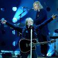 Bon Jovi lors des MTV Europe Music Awards à Madrid, le 7 novembre 2010.