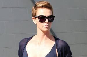 Charlize Theron : Un style banal réhaussé par une charmante coupe garçonne